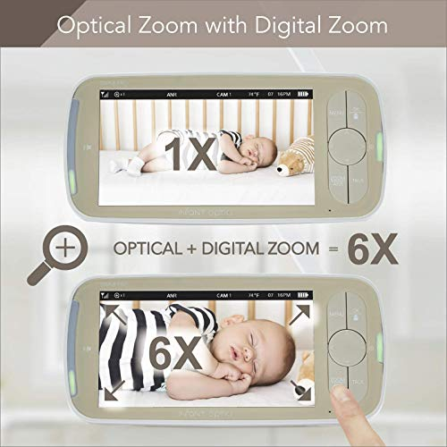 51pF6DmzjwL 12 Best Baby Monitors Under $150–$200 Review [Updated 2021]