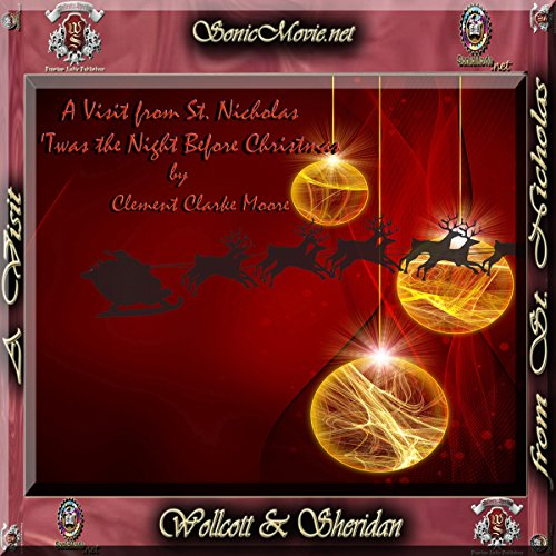 A Visit from St. Nicholas cover art