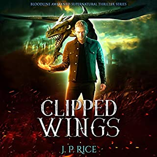 Clipped Wings cover art