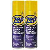 Zep Industrial Purple Degreaser Aerosol 1049848 (Pack of 2) - For hard to reach places like engines, bikes, and corners