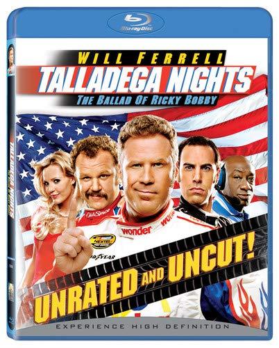 Talladega Nights: The Ballad Of Ricky Bobby [Edizione: Stati Uniti] [Reino Unido] [Blu-ray]