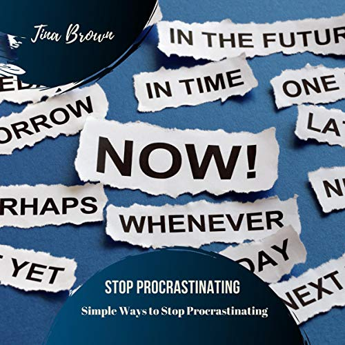 Stop Procrastinating  By  cover art