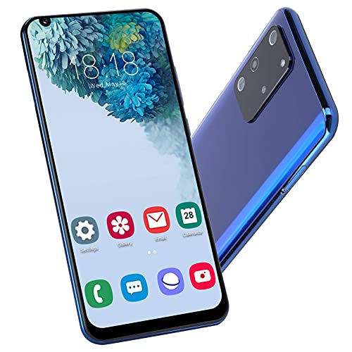 Teléfono móvil Desbloqueado Smart Phone Teléfonos Android Desbloqueado 2GB + 16GB Smartphone Resistente Desbloqueado, Cámaras 5MP + 2MP, Dual Sim, Teléfonos Celulares Desbloqueados con Reconocimiento
