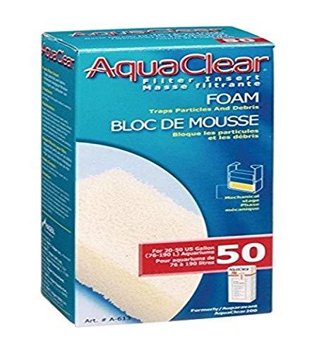 Hagen AquaClear Filtre Insert Foam 200/50