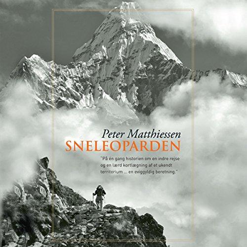 Sneleoparden audiobook cover art