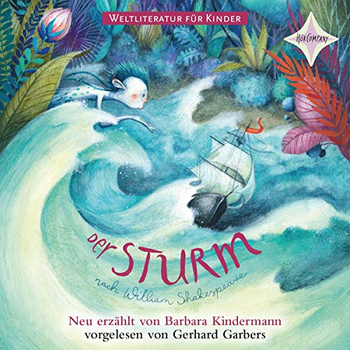 Der Sturm von William Shakespeare  By  cover art