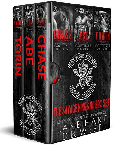 Savage Kings MC Box Set: Books 1-3