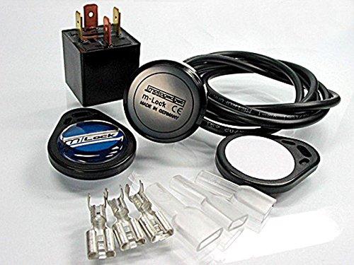 MOTOGADGET m-Lock digitales RFID Zündschloss