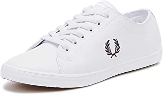 Fred Perry Kingston, Men's Shoes, White, 10 UK (45 EU)