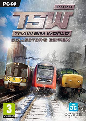 Train Simulator World 2020 Collector's Edition PC DVD