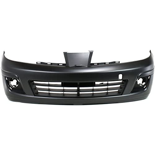 Front BUMPER COVER Primed for 2007-2012 Nissan Versa