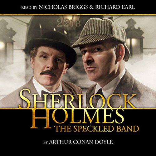 Sherlock Holmes - The Speckled Band (Dramatized) cover art