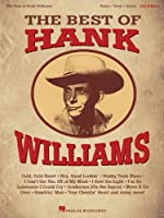 Best of Hank Williams (Personality-Piano-Vocal-Guitar)