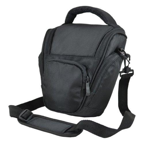 Black Camera Shoulder Carry Bag ...