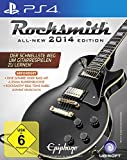 Rocksmith 2014 (ohne Kabel) [PlayStation 4]