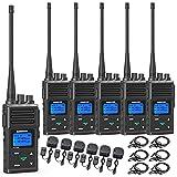 Best Handheld Radios - 2 Way Radio Long Range 5 Watts High Review