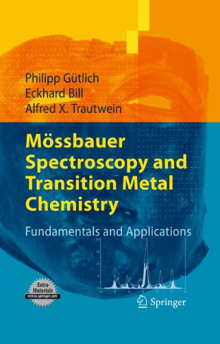 Mössbauer Spectroscopy and Transition Metal Chemistry: Fundamentals and Applications