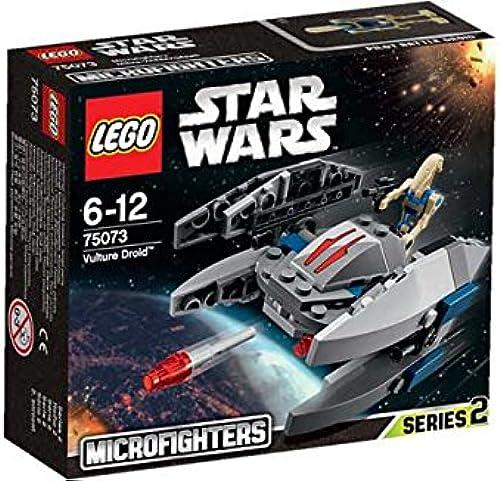 bienvenido a elegir LEGO Star Wars Microfighters buitre Droid Droid Droid - 75073.  100% a estrenar con calidad original.