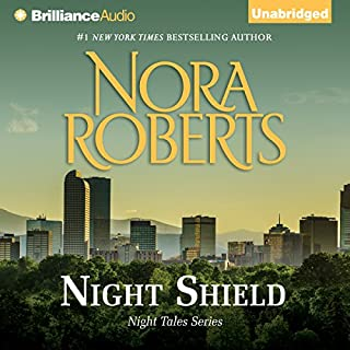 Night Shield audiobook cover art