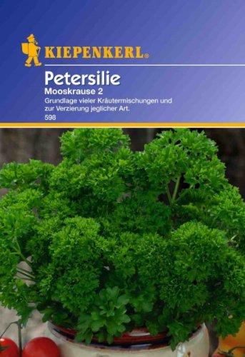 Sämereien Petersilie Mooskrause 2 PG B