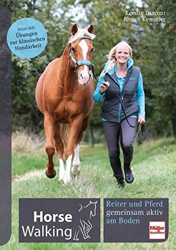 Horse Walking: Reiter und Pferd gemeinsam aktiv am Boden