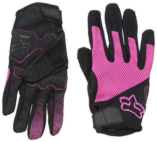 Fox Damen Reflex Gel Handschuhe, Pink, L