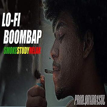 Lo-Fi Boombap Smoke Study Relax