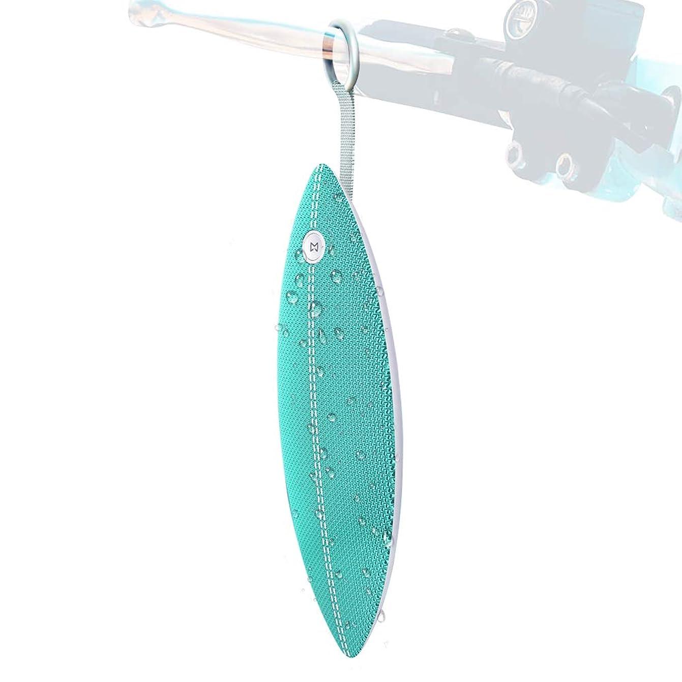 騙すホステス手順EMIEソロサーフフローティングBluetoothシャワースピーカーipx7完全防水 Solo-Surf