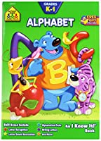 Curriculum Workbooks 32 Pages-Alphabet Grades K-1 (並行輸入品)