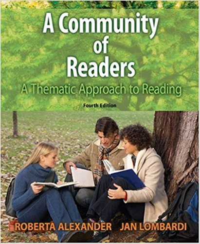 A Community of Readers : A Thematic Approach to Reading