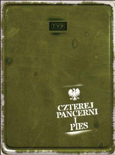 Czterej pancerni i pies (BOX) [Region Free] (English subtitles)