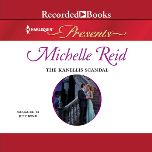 The Kanellis Scandal audiobook cover art