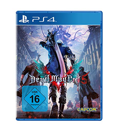 Devil May Cry 5 [PlayStation 4 ] [Importación alemana]