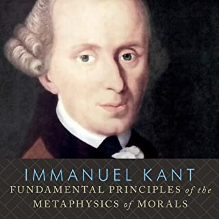 Fundamental Principles of the Metaphysics of Morals cover art