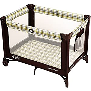 Graco Pack n Play Portable Travel Baby Crib Playpen Bassinet Ashford Playard