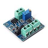 Módulo convertidor PWM a voltaje, 0%-100% a 0-10V módulo de alimentación para PLC MCU Digital a Analógica Señal PWM Ajustable Convertidor