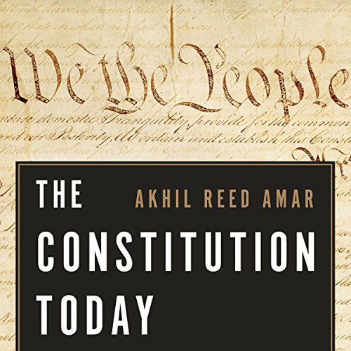 The Constitution Today audiobook cover art