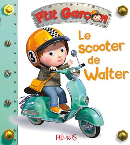 Le scooter de Walter