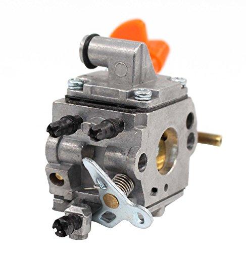 Carburetor for Stihl MS192 MS192T MS192TC Chainsaw Zama C1Q-S258 Carb Fuel Hose
