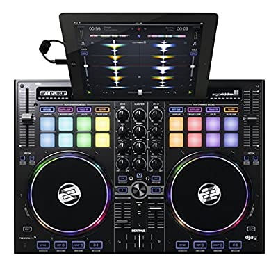 Reloop BeatPad 2 Cross Platform DJ Controller