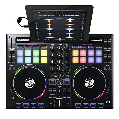 Lowest Price! Reloop Beatpad-2 Cross Platform DJ Controller for iPad, Android and Mac