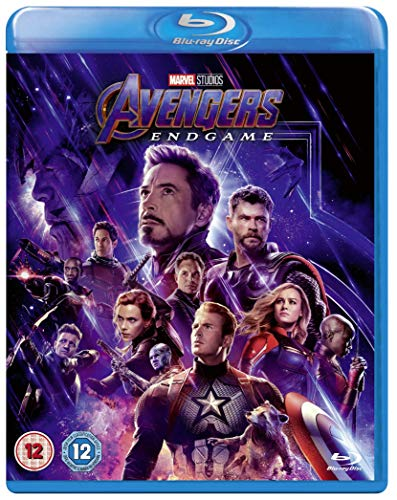 Avengers Endgame [Blu-ray] [UK Import]