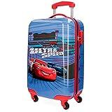 Disney Ultra Speed Valigia per bambini, 55 cm, 33 liters, Multicolore (Multicolor)