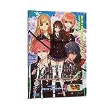 JINGHUAN Shining Blade Anime-Poster, dekoratives Gemälde,