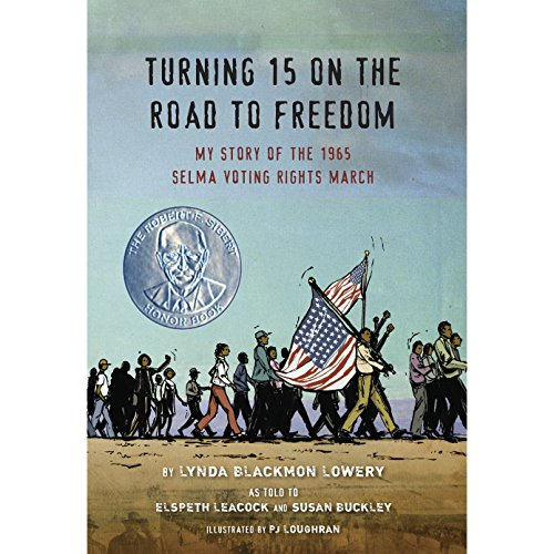 Turning 15 on the Road to Freedom audiobook cover art