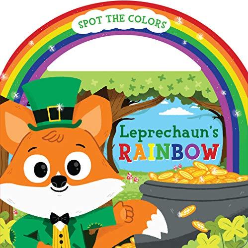 Leprechaun's Rainbow (board book with handle)