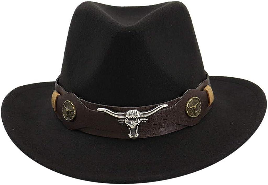 Woman Hat discount Elegant Winter Men Women's sale Cowboy Woven Classic