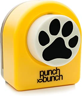 Large Punch - Paw Print