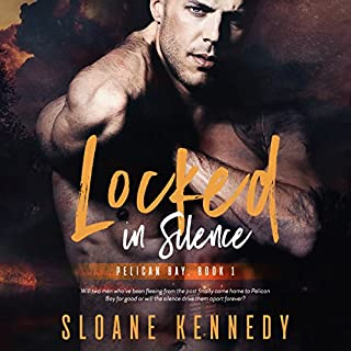 Locked in Silence audiobook cover art