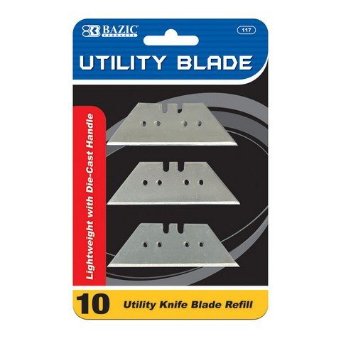 Bazic Utility Knife Replacement Blades